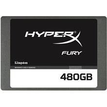 KingSton HyperX Fury Solid State Drive 480GB